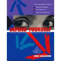 DEFEND YOURSELF.BOOK OF THE BRITISH S/DEF GOVERNING BODY