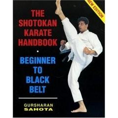 SHOTOKAN KARATE HANDBOOK. Beginner to Black Belt.
