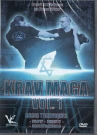 KRAV MAGA VOL 1 - BASIC TECHNIQUES