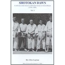 SHOTOKAN DAWN BOOK SET