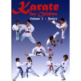 Karate for Children Volume 1 - Basics