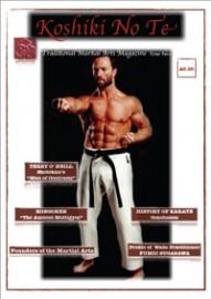 Koshiki No Te -  Traditional Martial Arts Magazine  Issue No 2